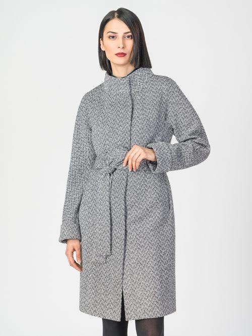 Текстильное пальто артикул 14108193/42 - фото 2