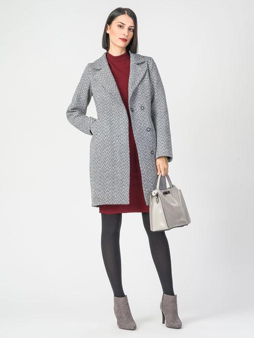 Текстильное пальто артикул 14108194/42 - фото 2