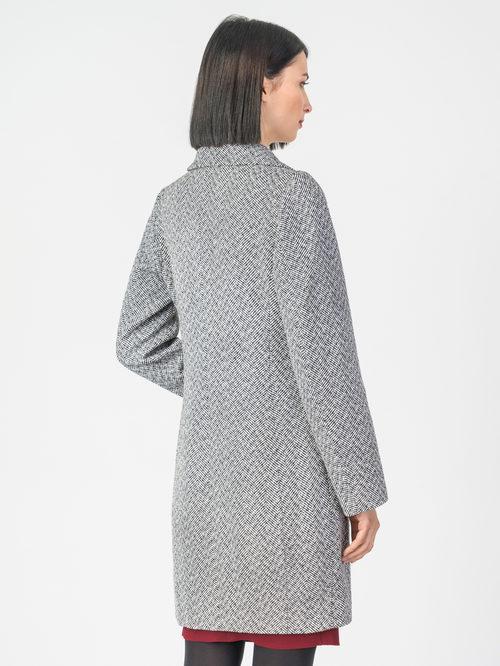 Текстильное пальто артикул 14108194/42 - фото 3