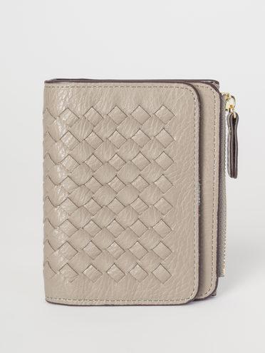 Кошелек эко-кожа флоттер, цвет серый, арт. 14108259  - цена 890 руб.  - магазин TOTOGROUP
