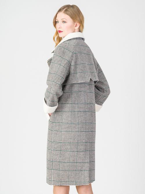 Текстильное пальто артикул 14108373/40 - фото 3