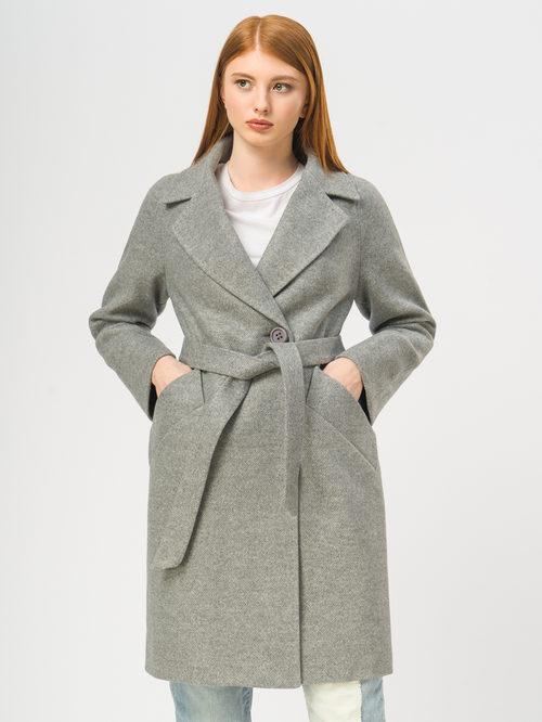 Текстильное пальто артикул 14109086/48 - фото 2