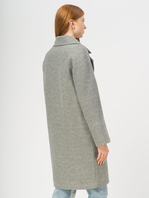 Текстильное пальто артикул 14109086/48 - фото 3