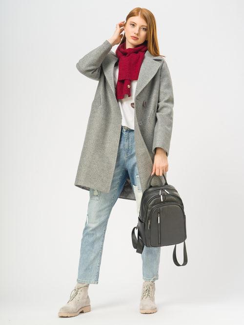 Текстильное пальто артикул 14109086/48