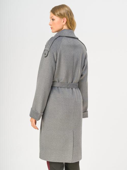 Текстильное пальто артикул 14109133/46 - фото 3