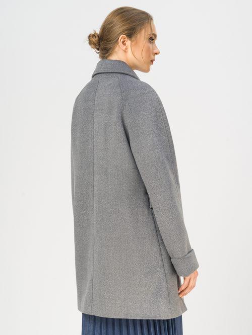 Текстильное пальто артикул 14109251/40 - фото 3
