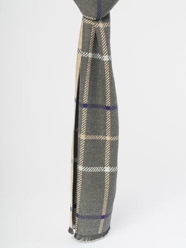 Шарф , цвет серый, арт. 14109705  - цена 890 руб.  - магазин TOTOGROUP