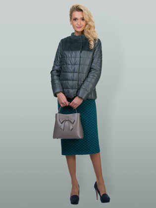 Ветровка текстиль, цвет зеленый, арт. 14700348  - цена 4990 руб.  - магазин TOTOGROUP