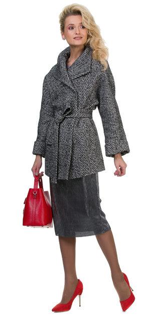 Текстильная куртка 70%шерсть,30%п,а, цвет серый, арт. 14700495  - цена 5592 руб.  - магазин TOTOGROUP
