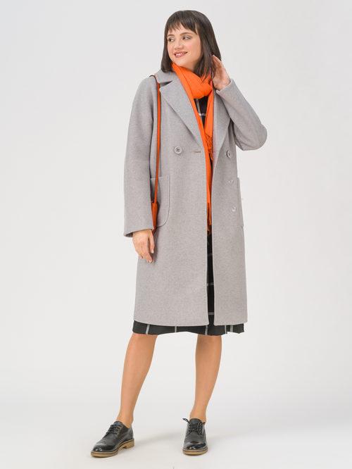 Текстильное пальто артикул 14711410/42 - фото 2