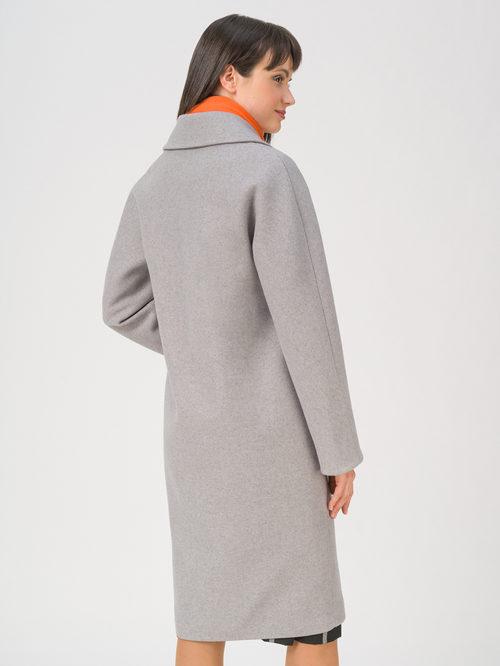 Текстильное пальто артикул 14711410/42 - фото 4