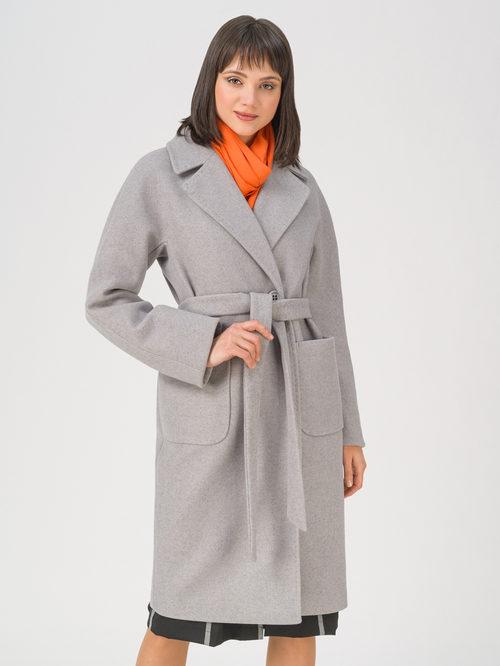 Текстильное пальто артикул 14711410/42