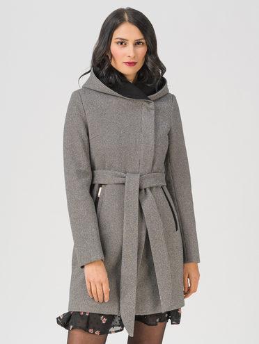 Текстильное пальто , цвет серый, арт. 14711428  - цена 6990 руб.  - магазин TOTOGROUP