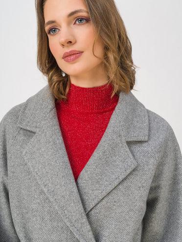 Текстильное пальто 65% хлопок , 35% полиэстер, цвет серый, арт. 14711429  - цена 6990 руб.  - магазин TOTOGROUP