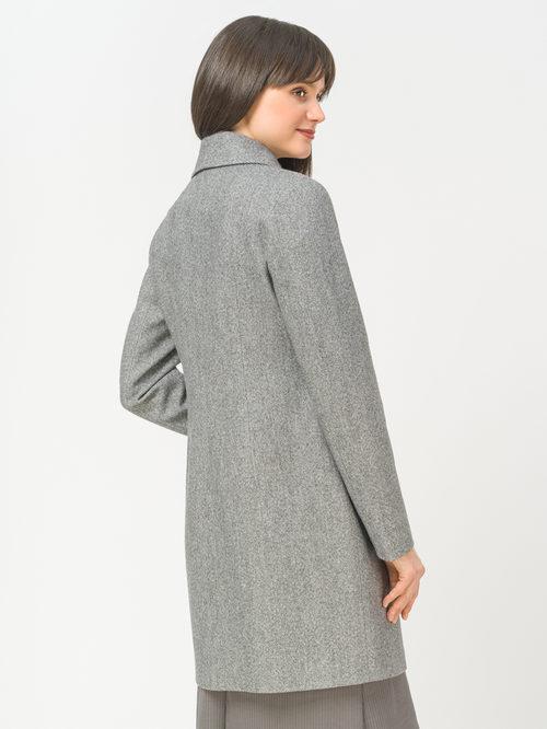 Текстильное пальто артикул 14809287/44 - фото 3