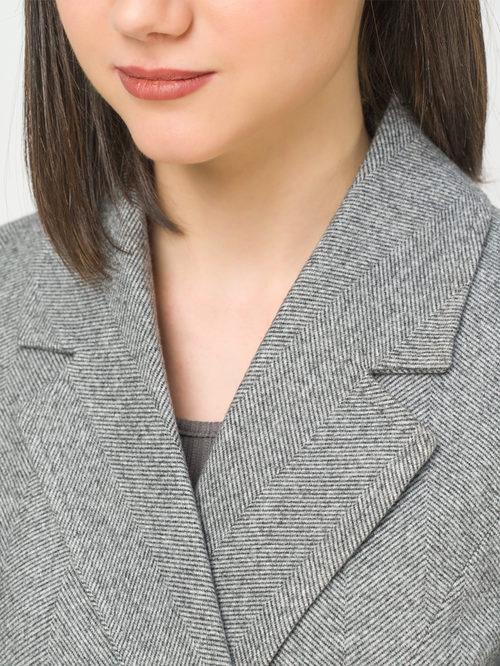 Текстильное пальто артикул 14809287/44 - фото 4