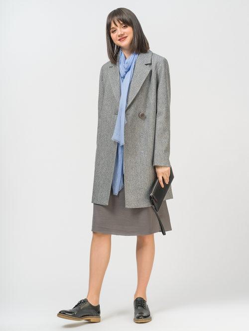 Текстильное пальто артикул 14809287/44