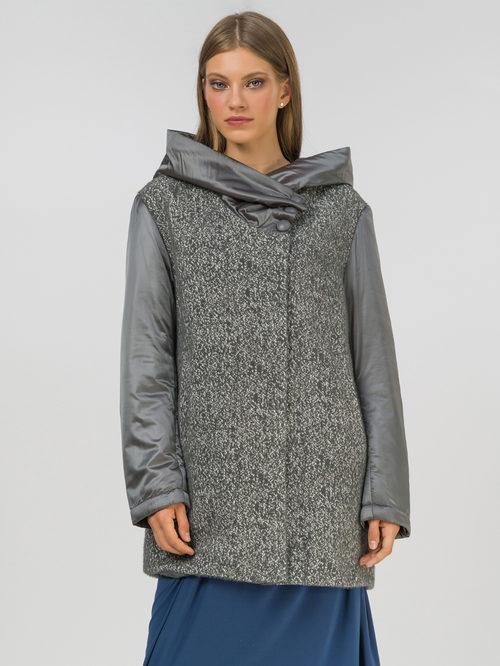 Текстильное пальто артикул 14809891/42 - фото 2