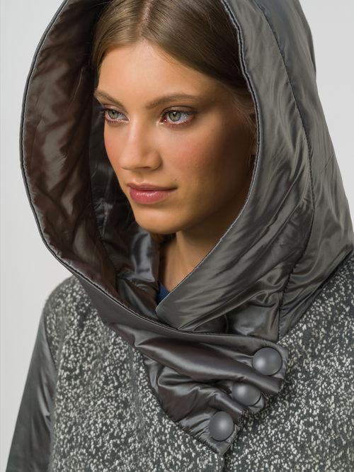 Текстильное пальто артикул 14809891/42 - фото 3