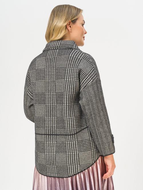 Текстильная куртка артикул 14810133/48 - фото 3