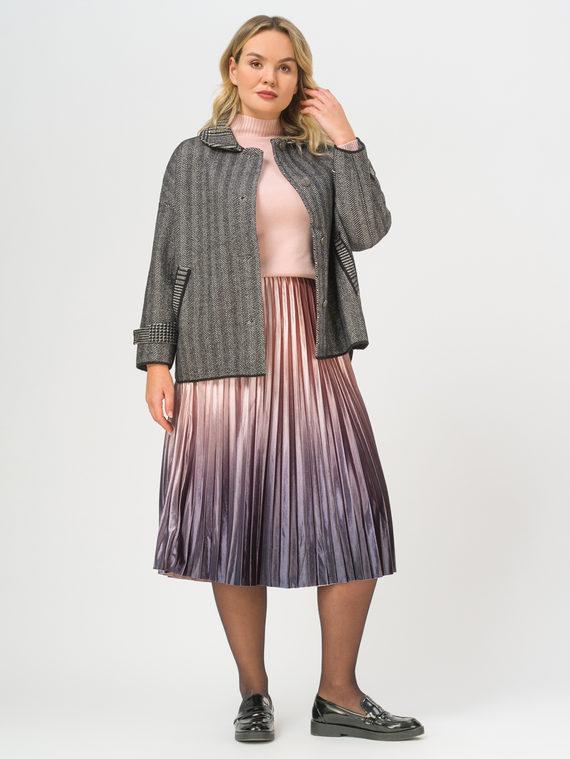Текстильная куртка 100% полиэстер, цвет серый, арт. 14810133  - цена 4990 руб.  - магазин TOTOGROUP