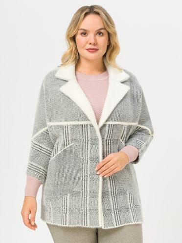 Текстильная куртка 100% полиэстер, цвет серый, арт. 14810176  - цена 4740 руб.  - магазин TOTOGROUP