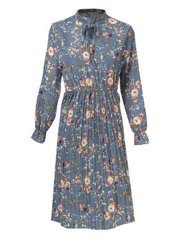 Платье , цвет серый, арт. 14810546  - цена 990 руб.  - магазин TOTOGROUP