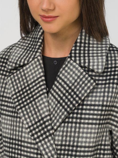 Текстильное пальто артикул 14810651/42 - фото 3