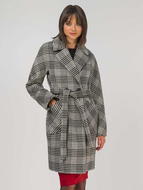 Текстильное пальто артикул 14810651/42
