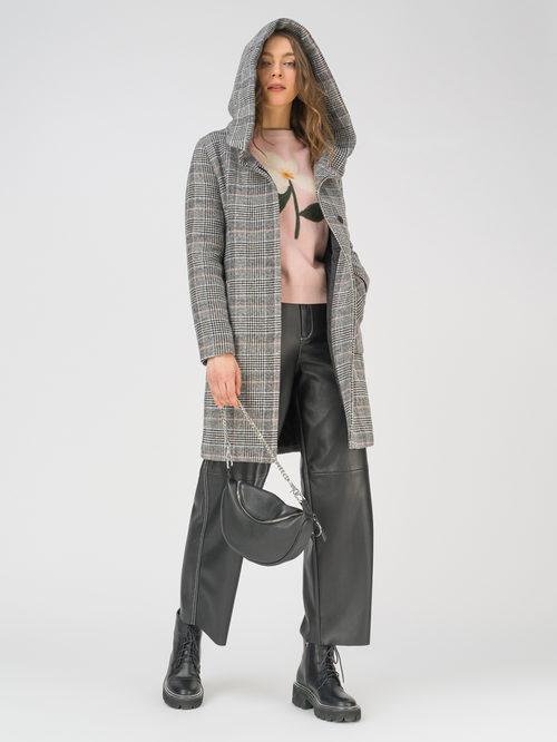 Текстильное пальто артикул 14810660/42 - фото 2