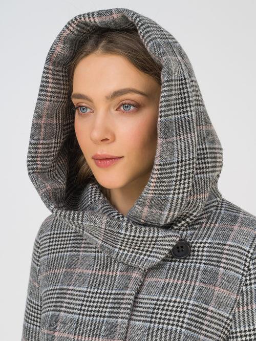 Текстильное пальто артикул 14810660/42 - фото 3