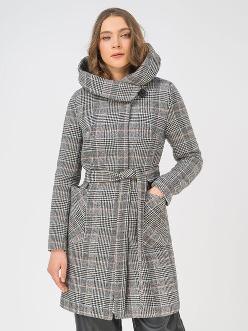 Текстильное пальто артикул 14810660/42