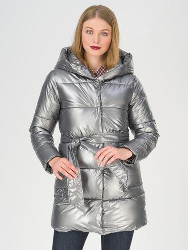 Пуховик 100% полиэстер, цвет серый, арт. 14810706  - цена 4990 руб.  - магазин TOTOGROUP