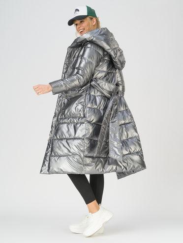 Пуховик 100% полиэстер, цвет серый, арт. 14810710  - цена 7490 руб.  - магазин TOTOGROUP
