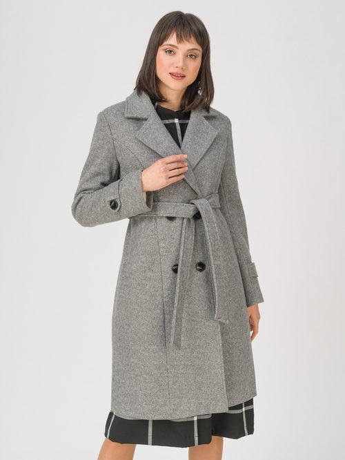 Текстильное пальто артикул 14810727/40