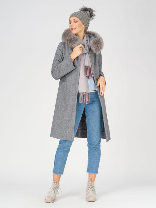 Текстильное пальто артикул 14810873/42 - фото 2