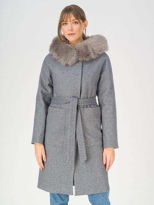 Текстильное пальто артикул 14810873/42