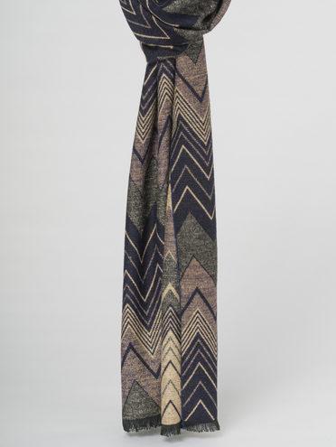 Шарф 70% акрил,25% шерсть,5% кашемир, цвет серый, арт. 14811006  - цена 1490 руб.  - магазин TOTOGROUP
