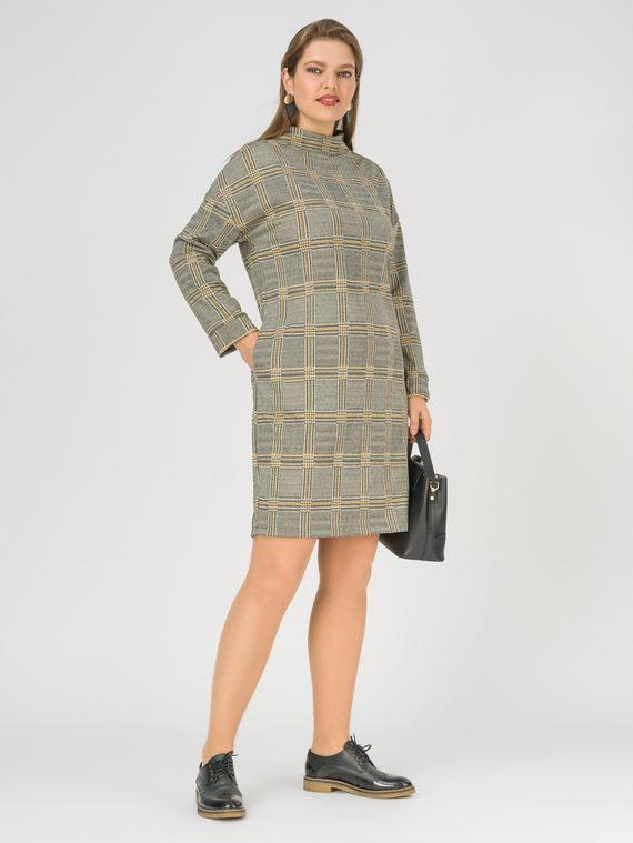 Платье , цвет серый, арт. 14811202  - цена 3590 руб.  - магазин TOTOGROUP