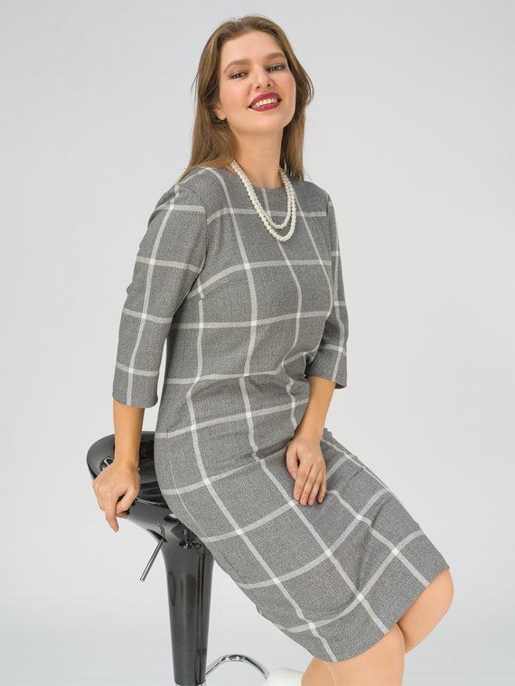 Платье , цвет серый, арт. 14811204  - цена 5890 руб.  - магазин TOTOGROUP