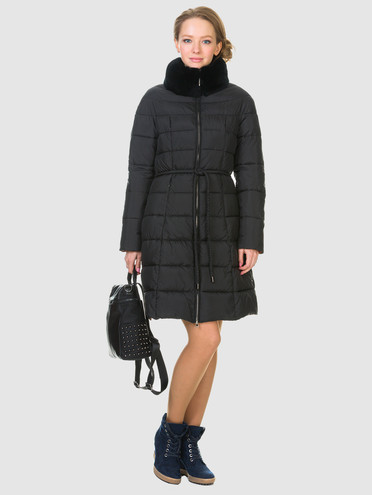 Пуховик текстиль, цвет серый, арт. 14900789  - цена 8490 руб.  - магазин TOTOGROUP