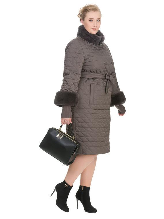 Пуховик текстиль, цвет бежевый, арт. 14901062  - цена 15990 руб.  - магазин TOTOGROUP