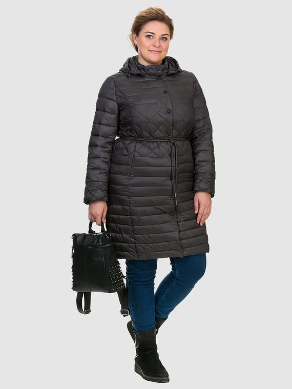 Пуховик текстиль, цвет серый, арт. 14902767  - цена 5890 руб.  - магазин TOTOGROUP