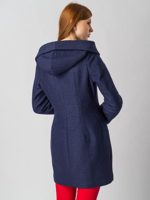 Текстильное пальто артикул 15005651/42 - фото 3
