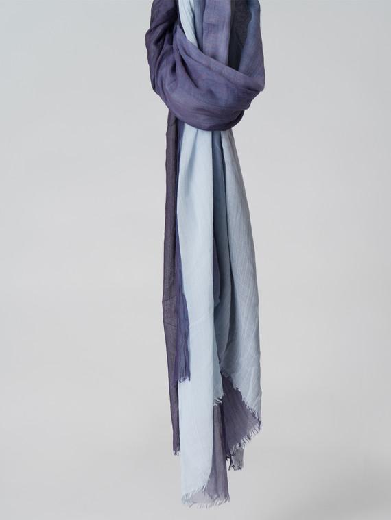 Шарф 100% бамбук, цвет синий, арт. 15005987  - цена 1190 руб.  - магазин TOTOGROUP