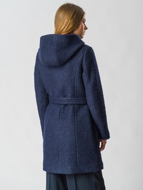 Текстильное пальто артикул 15006604/42 - фото 3