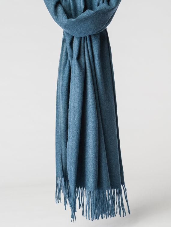 Шарф 100% кашемир, цвет синий, арт. 15007145  - цена 1330 руб.  - магазин TOTOGROUP