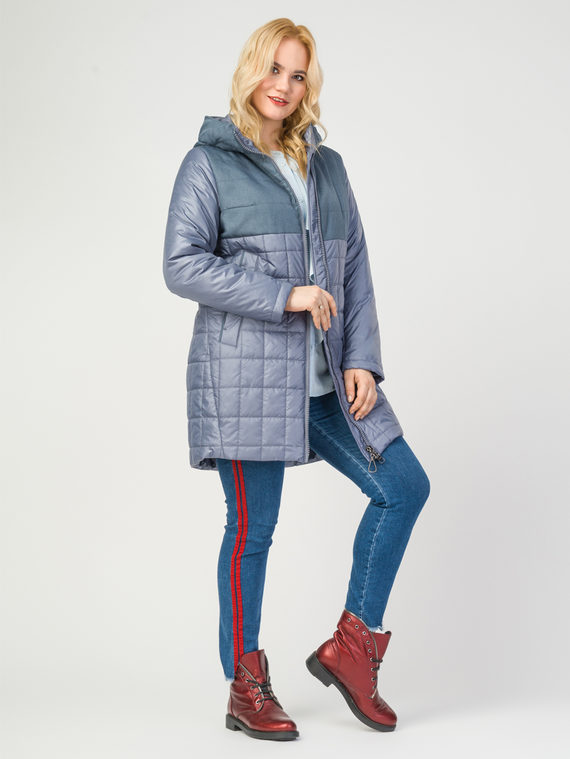 Ветровка текстиль, цвет синий, арт. 15107889  - цена 6290 руб.  - магазин TOTOGROUP