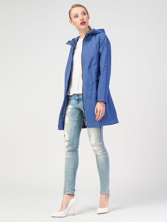Ветровка 100% хлопок, цвет синий, арт. 15107949  - цена 4490 руб.  - магазин TOTOGROUP