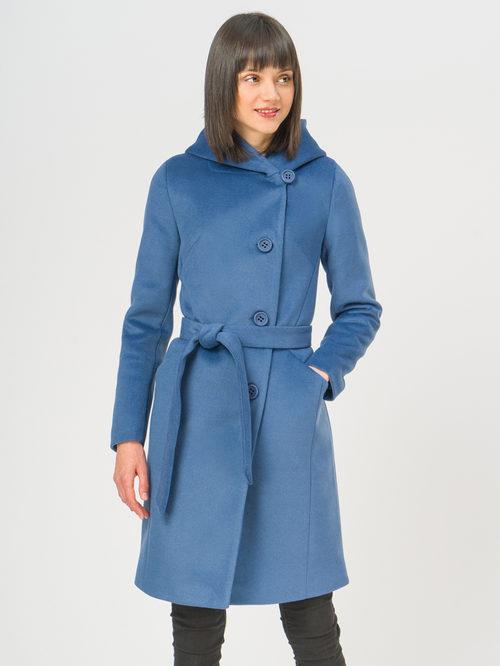 Текстильное пальто артикул 15109090/42 - фото 2